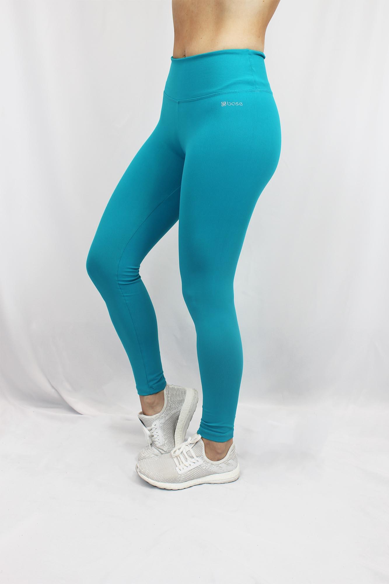 Calça Legging Básica Feminina - Acqua