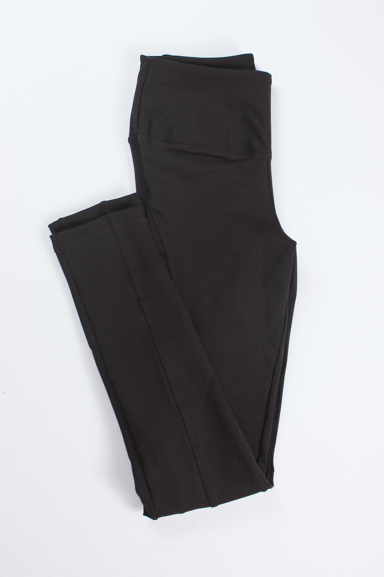 Calça Legging Montaria Feminina - Marrom Claro