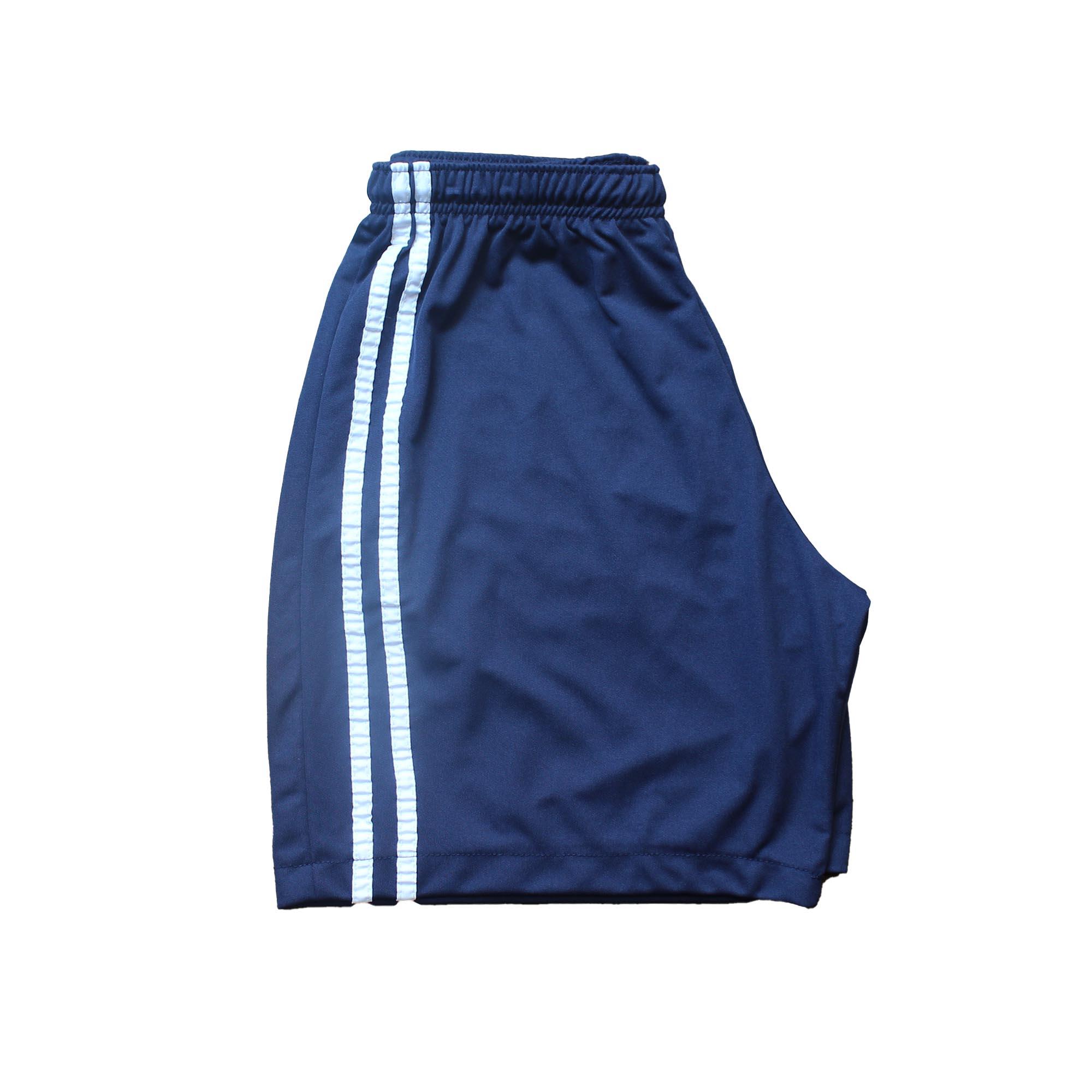 Calção Jogador Masculino - Azul Marinho