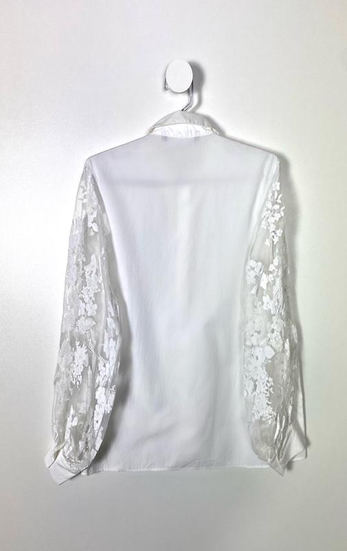 Camisa Bufante Feminina - Tamanho M (Produto Novo)