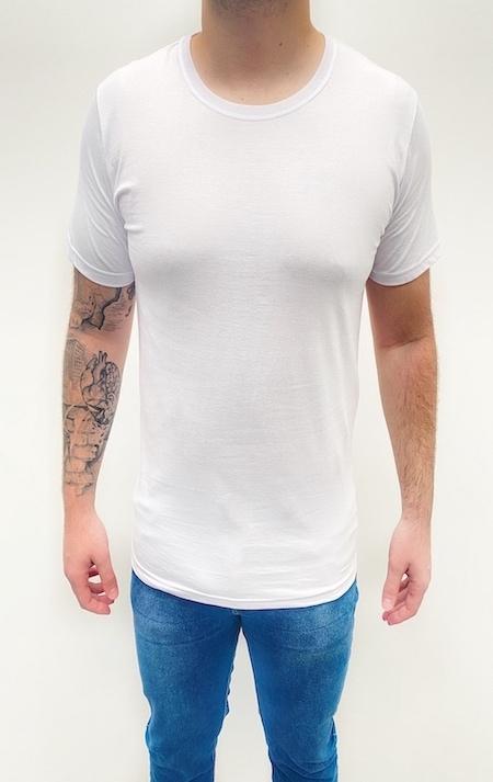 Camiseta .COMFY Lisa Masculina - Tamanho P ao G1