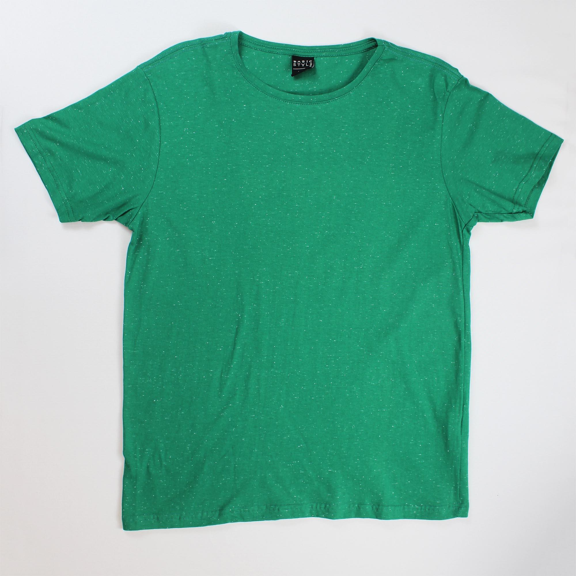 Camiseta Estampada Masculina - Tamanho M ao G