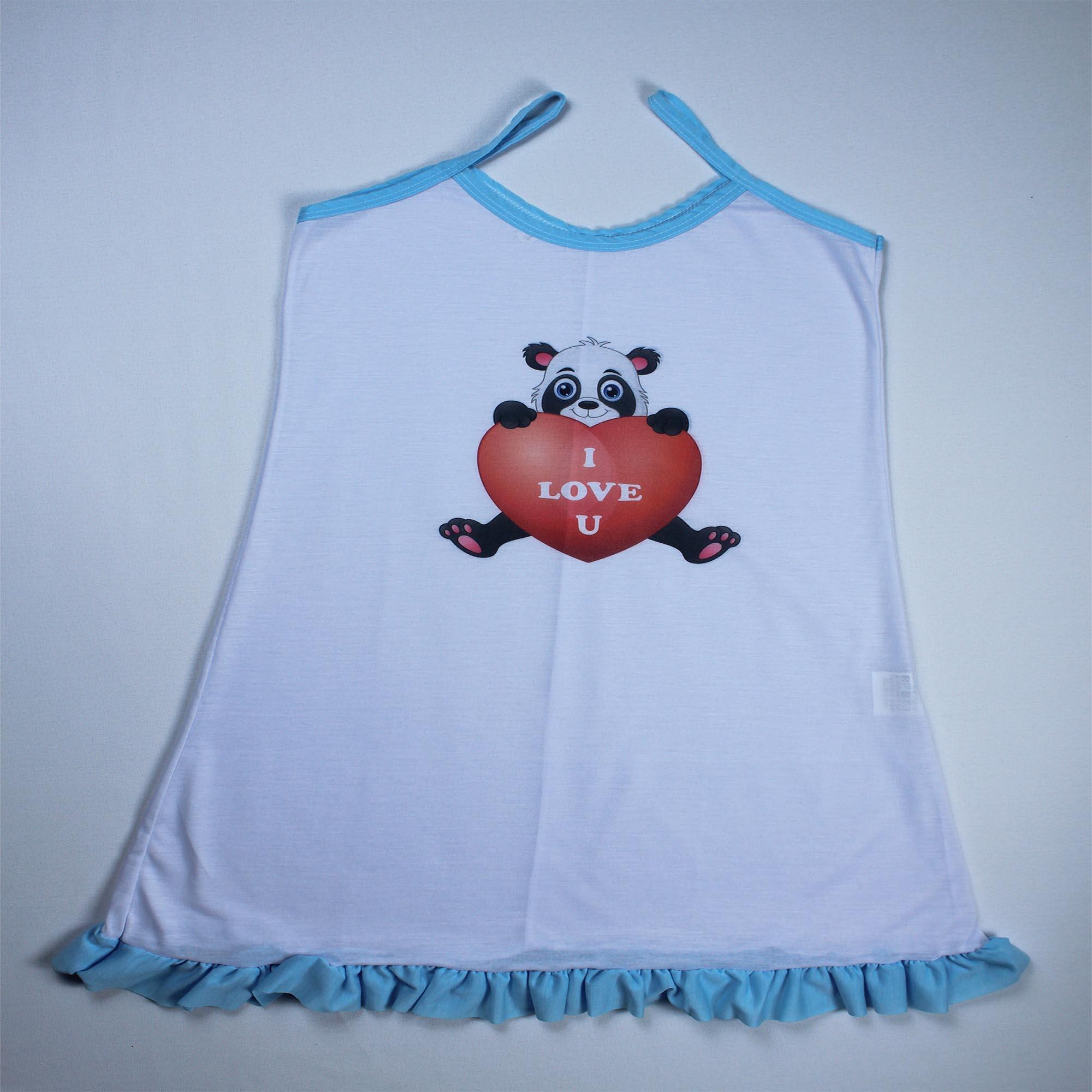 Camisola Regata Infantil Menina - Tamanho 12