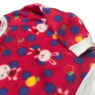 Conjunto de Abrigo Soft Infantil Menina - Tamanho 02 Meses