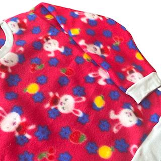 Conjunto de Abrigo Soft Infantil Menina - Tamanho 6