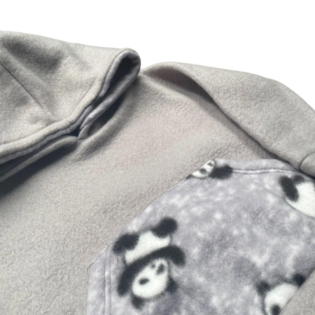 Conjunto de Abrigo Soft Infantil Menino - Tamanho 01 e 02 Meses
