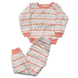 Pijama Conjunto Soft Fleece Infantil Menina - Tamanho 2 e 3