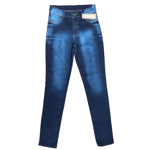 Kit Atacado 14 Calças Jeans Femininas Revenda - Tamanhos 36 ao 46