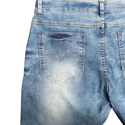 Kit Atacado 14 Calças Jeans Masculinas Revenda - Tamanhos 38 ao 48