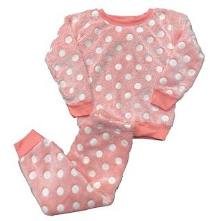 Pijama Conjunto Soft Fleece Infantil Menina - Tamanho 2
