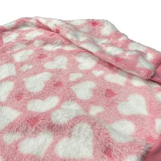 Pijama Conjunto Soft Fleece Infantil Menina - Tamanho 4 ao 8