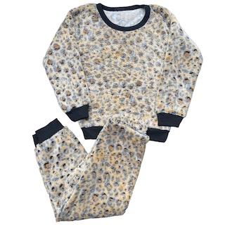 Pijama Conjunto Soft Fleece Infantil Menina - Tamanho 6