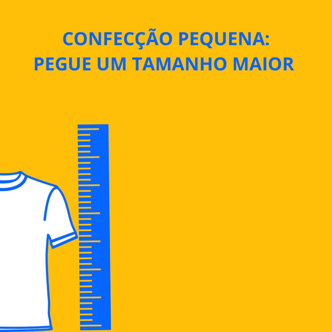 Pijama de Soft Masculino - Tamanho P e GG