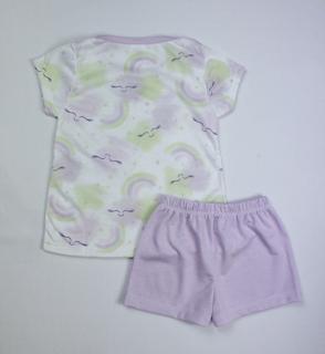 Pijama Infantil Menina - Tamanho 2 e 6