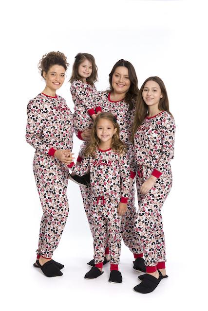 Pijama Infantil e Juvenil Menina Disney - Tamanho 4 ao 16