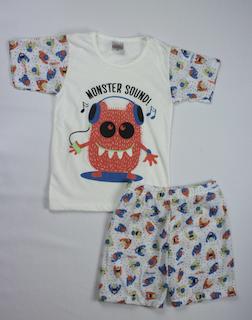 Pijama Infantil Menino - Tamanho 6