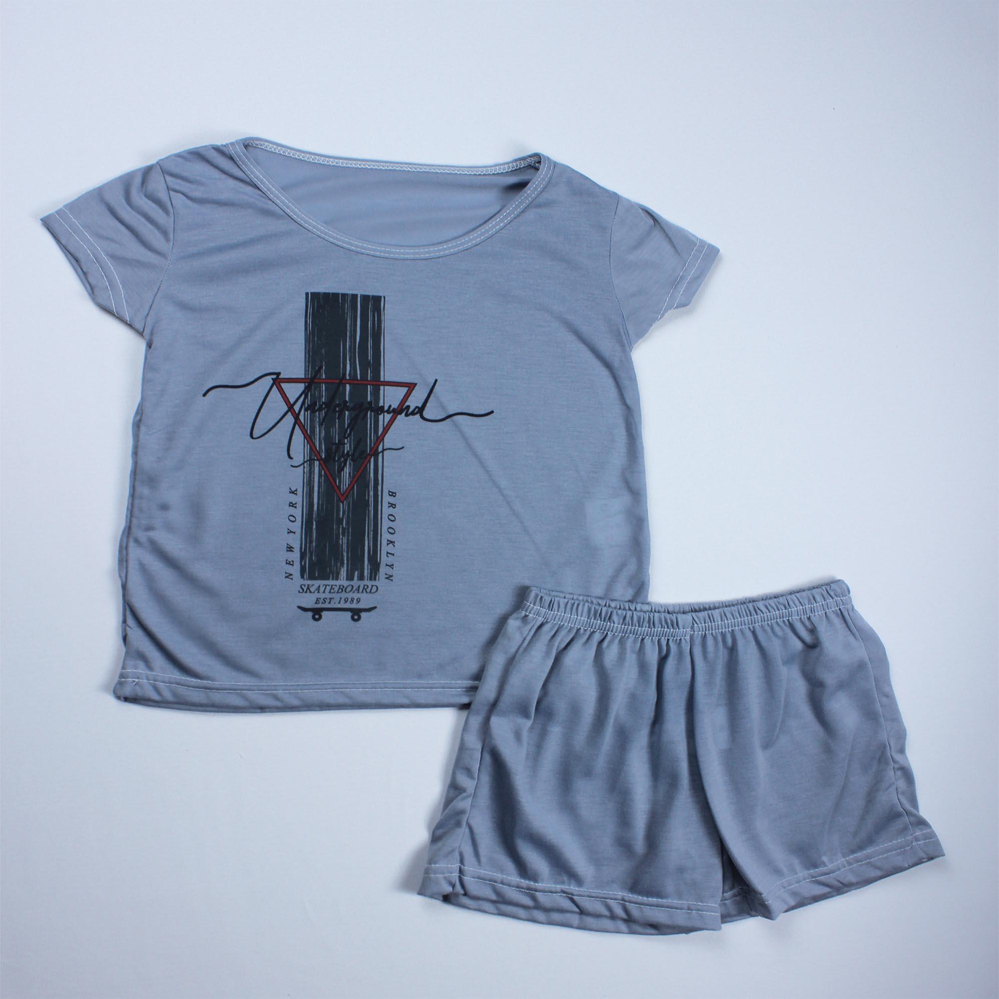 Pijama Infantil Menino - Tamanho 10