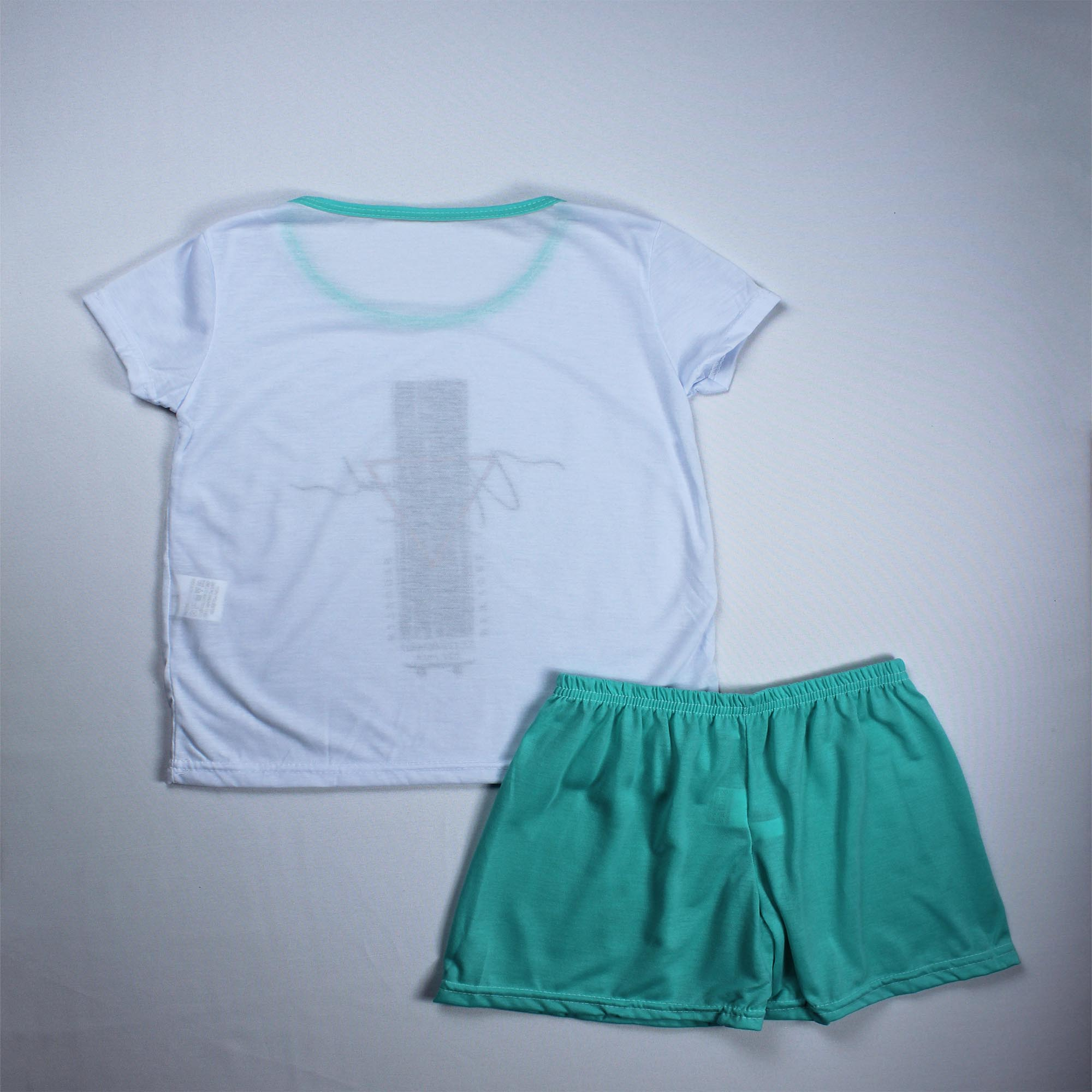 Pijama Infantil Menino - Tamanho 12