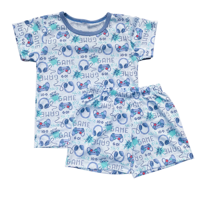 Pijama Infantil Menino - Tamanho 1