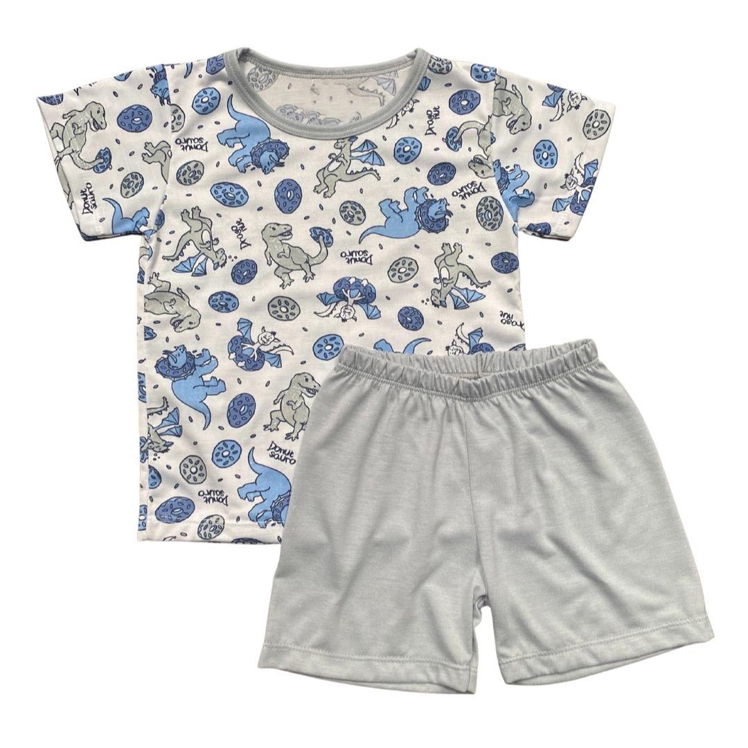 Pijama Infantil Menino - Tamanho 2