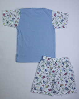 Pijama Infantil Menino - Tamanho 4 ao 8