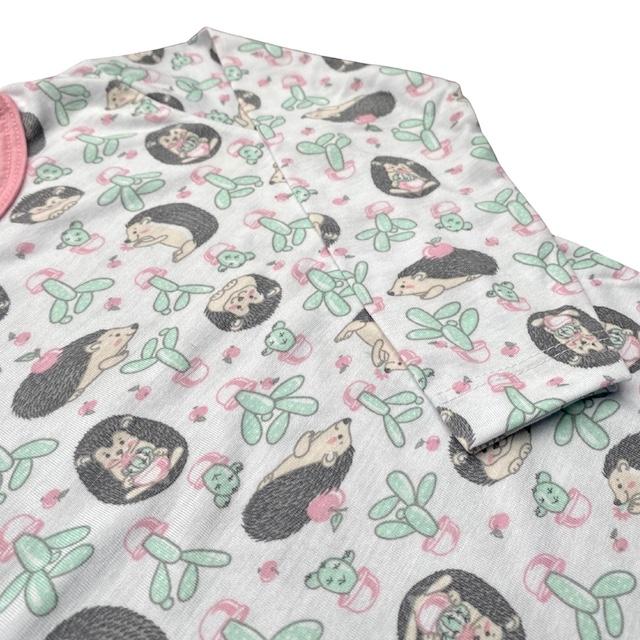 Pijama Manga Longa infantil Menina - Tamanho 1 ao 8
