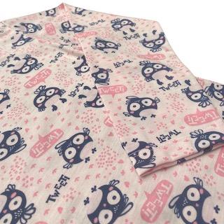 Pijama Manga Longa infantil Menina - Tamanho 4