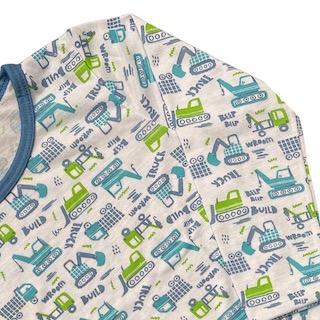 Pijama Manga Longa infantil Menino - Tamanho 1 ao 8