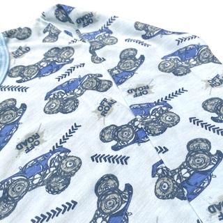 Pijama Manga Longa infantil Menino - Tamanho 2 e 3