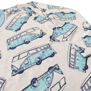 Pijama Manga Longa infantil Menino - Tamanho 3