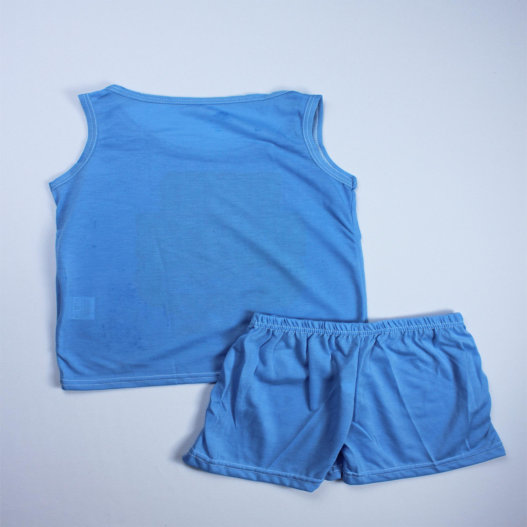 Pijama Regata Infantil Menino - Tamanho 10