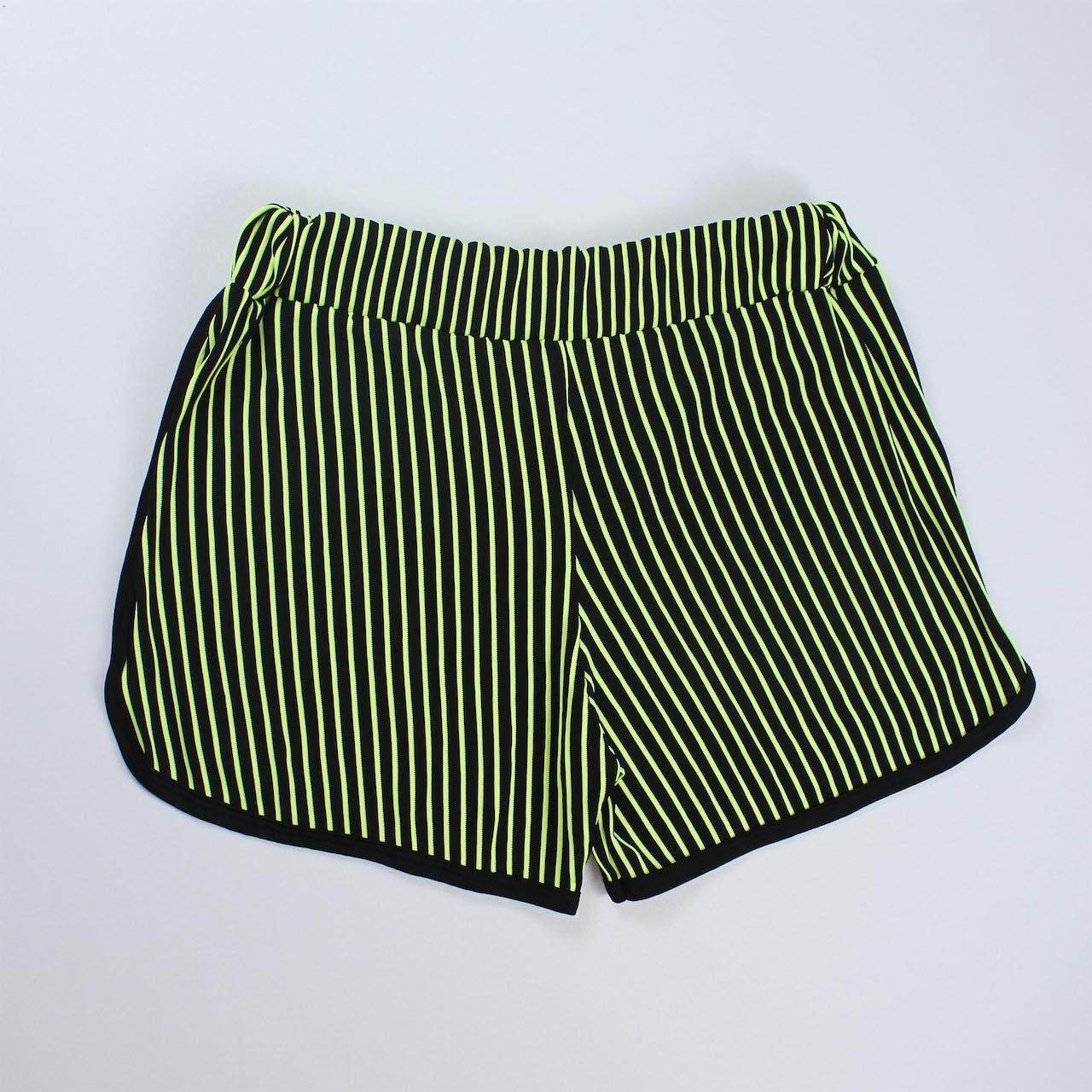 Short 3D Feminino - Verde Limão