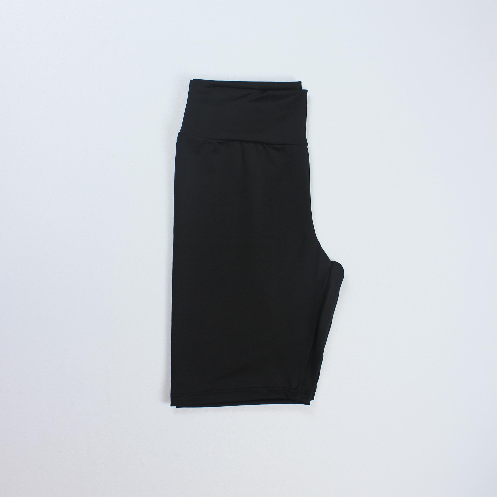Short Cicilista Feminino - Preto