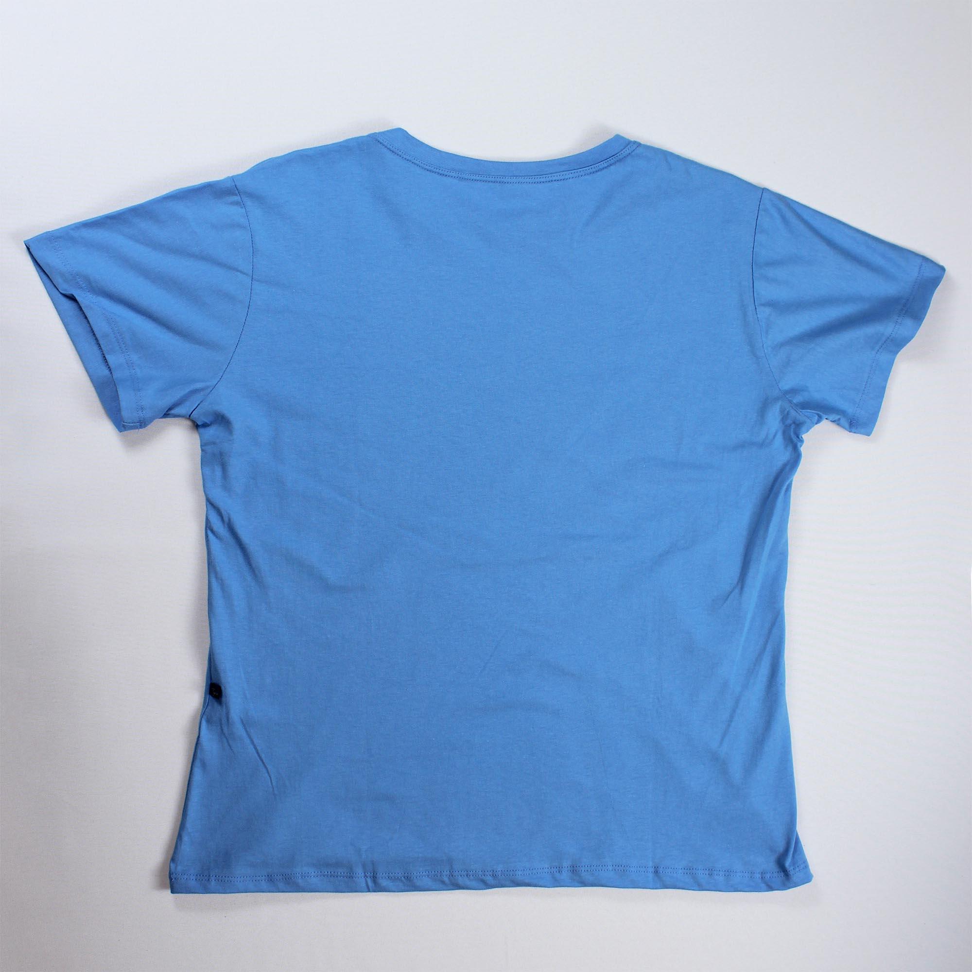 T-Shirt Brooklyn Feminina - Azul