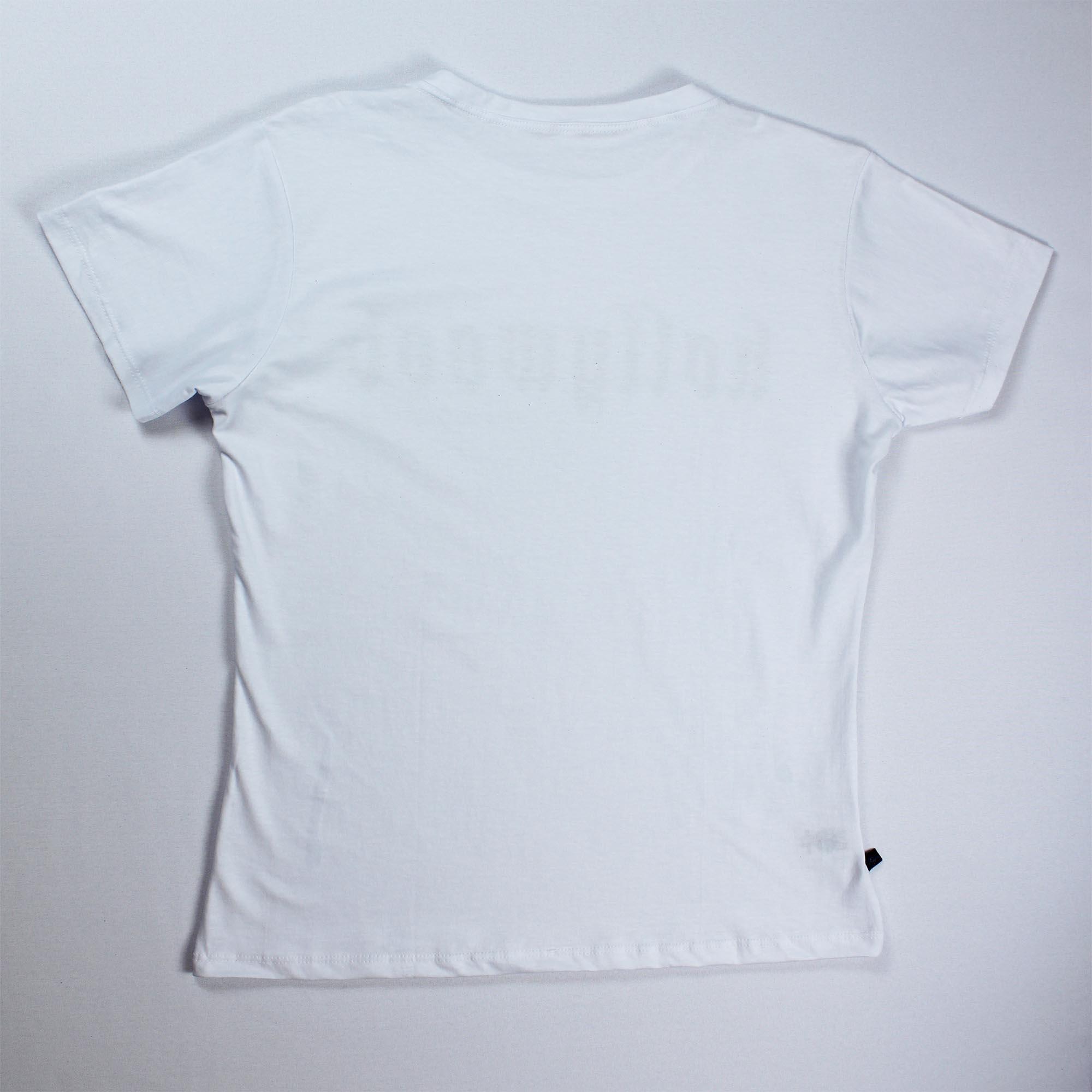 T-Shirt New York Feminina - Branca
