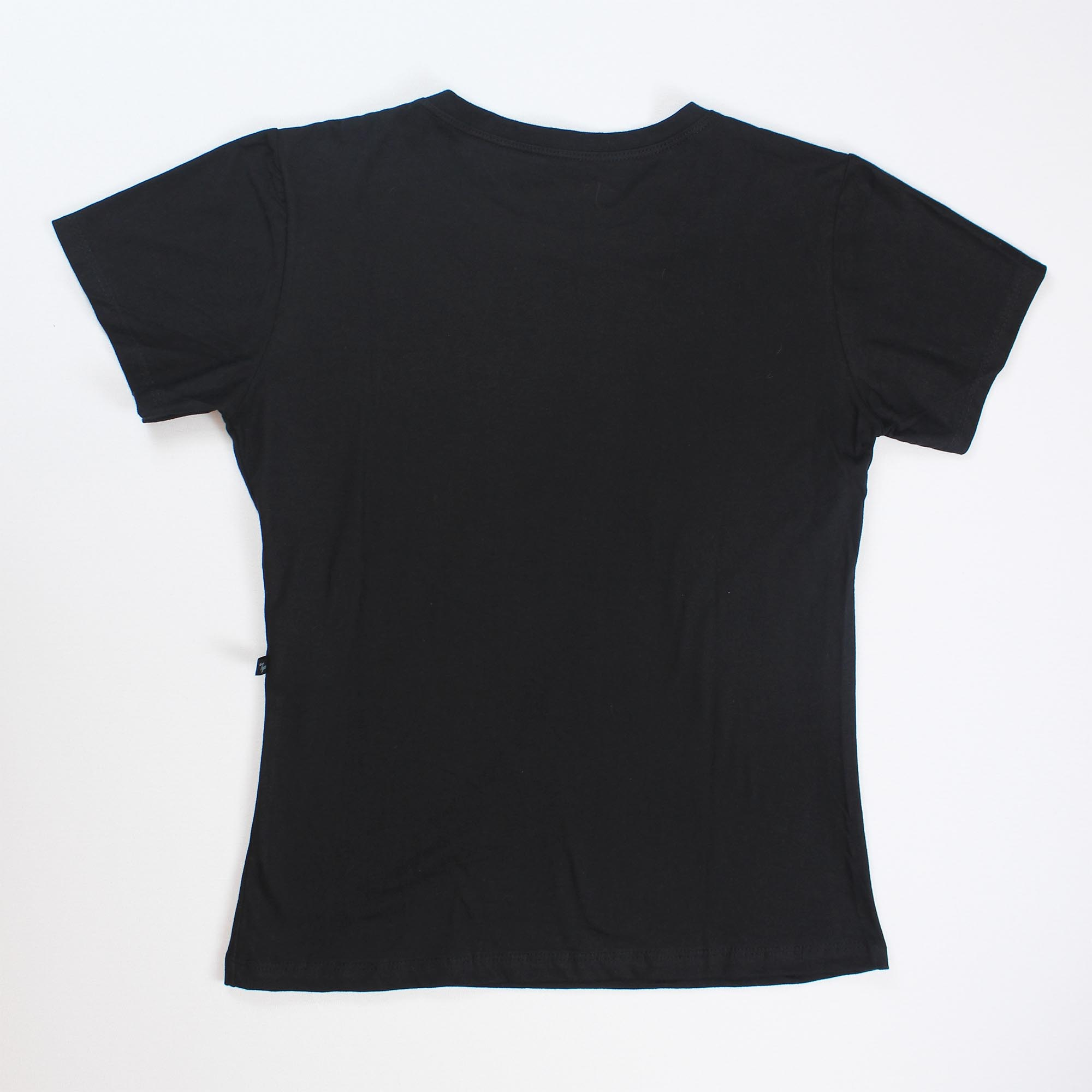T-Shirt New York Feminina - Preta