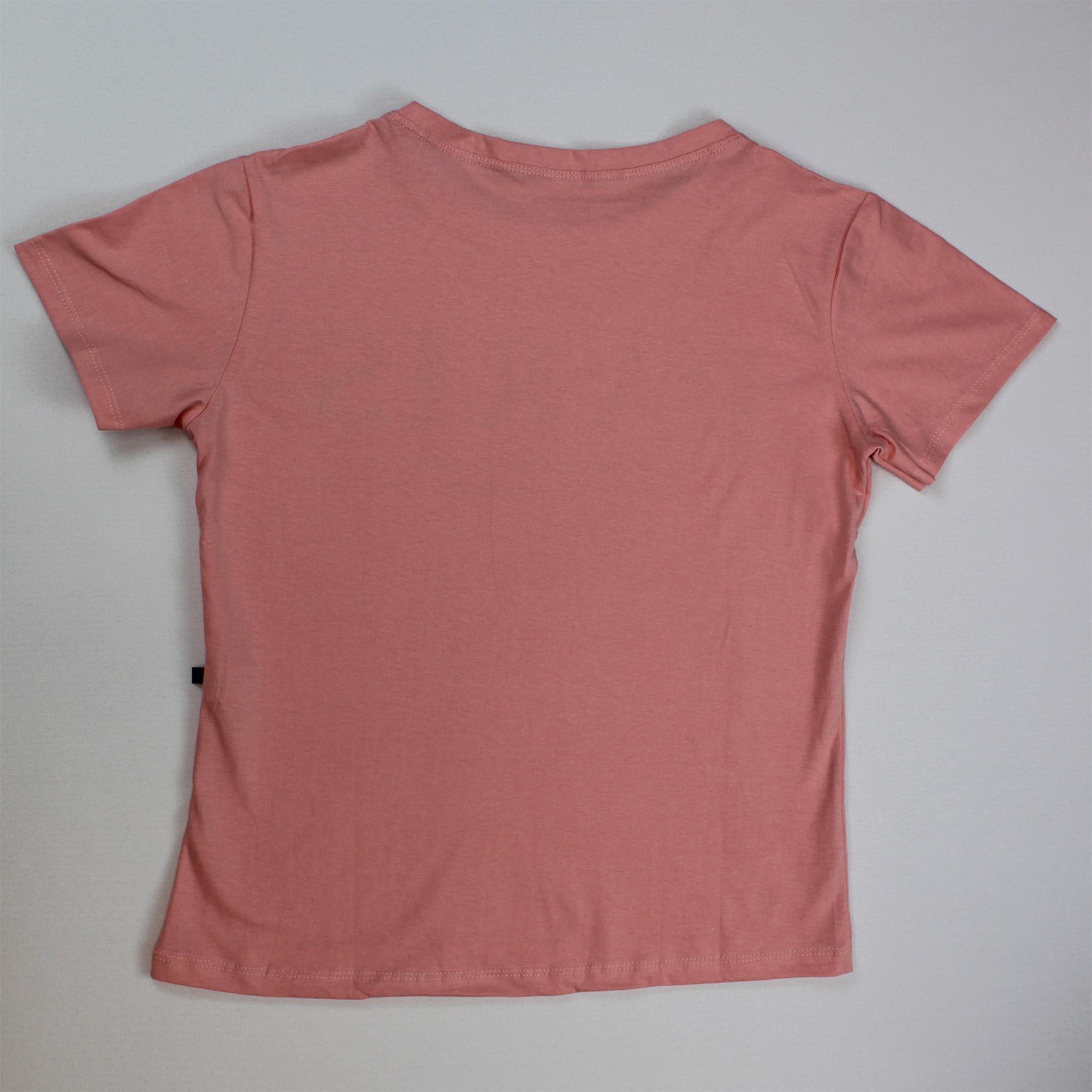 T-Shirt Paris Feminina - Rosa