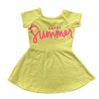Vestido infantil menina - Tamanho 2 ao 8
