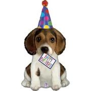 Aniversário Cachorro Filhotinho 41 Polegadas - 01 unidade
