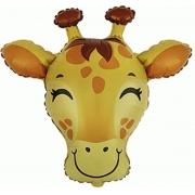 Balão Giraffa Fofinha - 31 - Ean :8435102311495