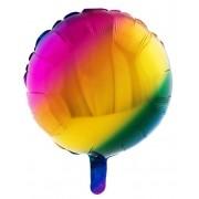 Balão Tie Dye Redondo18 Polegadas