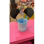 Cachepot com Orelha do Mickey Azul - 01 Unidade