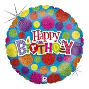 Confetes Happy Birthday 36