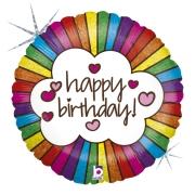 Happy Birthday ArcoIris - 18 EAN:306253614088