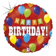 Happy Birthday Party 18 - 01 unidade