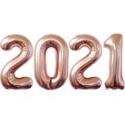 Kit 2021 Rose Gold - 16 Polegadas