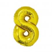 Número Dourado 40 Polegadas - 8.Ean :8712364847970