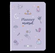 Planner Mensal - Esotérico -  01 unidade