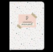 Planner Mensal - Mosaico -  01 unidade
