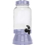 Suqueira de Vidro 3,250L - Lilás